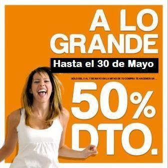 Aprovechaaaa!!! 50% de Descuento para Tu Primer Campaña de Publicidad en Internet......... Solo Hasta el 30 de Mayo y Por Unica vez