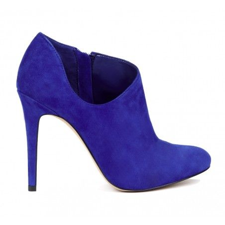 Sole Society - Low cut bootie s - Helena - Crystal Blue