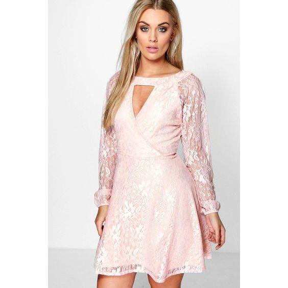 Emily lace dress