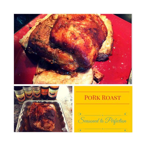 BBQ Pork Roast! Super easy, fall apart, bursting with flavour. #sunsetgourmet #savouryde