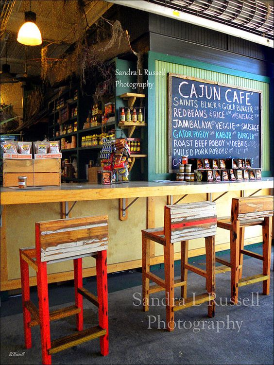 French Cafe Kitchen Decor Ideas: New Orleans French Quarter, French Quarter And New Orleans