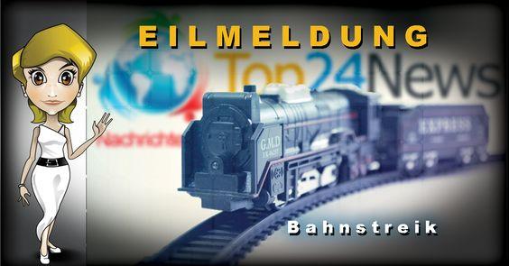 GDL-Streik Bahnstreik - Nachrichten, News