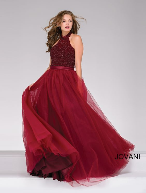 While we can't help you find your dream date, WhatchamaCallit Boutique has your dream dress. Check out Jovani Style 47001 today