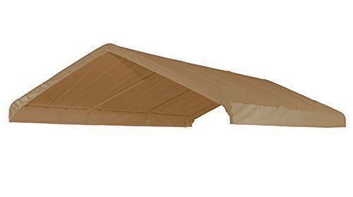 10 X 20 Frame Canopy Replacement Cover Beige 636391955805 Ebay Canopy Frame Canopy Gazebo Pergola