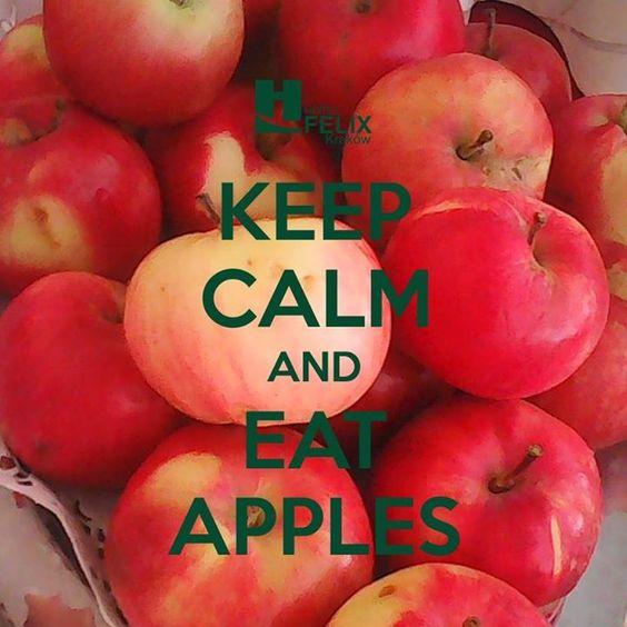#eatapples #eatpolishapples #jedzjabłka #hotelfelix
