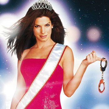 Sandra Bullock:The leading star of Miss Congeniality and Miss congeniality 2:armed and fabolous..!!
