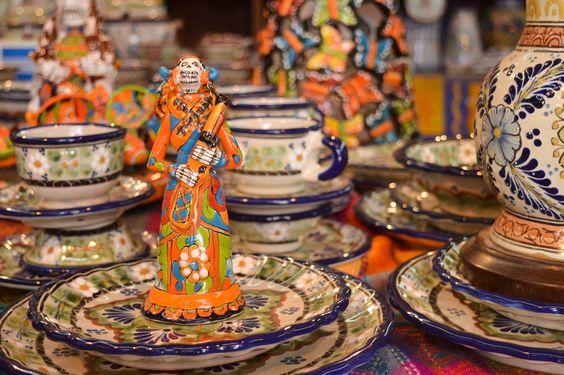 Mercado el Parián, Puebla
