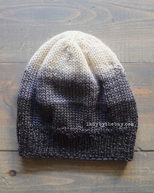 Knit hats, Knit hat patterns and Knits on Pinterest
