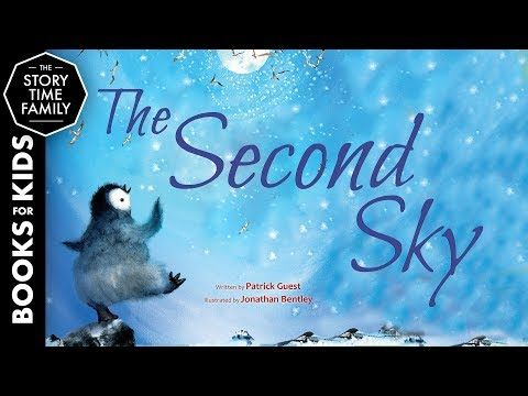 The Second Sky A Wonderful Children S Book About Self Discovery Youtube Childrens Books Self Discovery Books