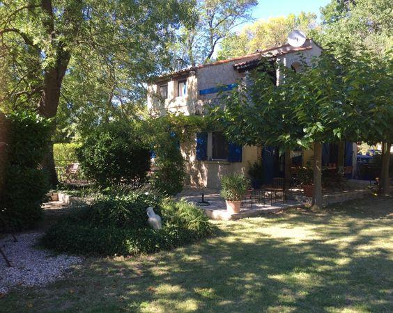 La Lonne Marouine - Ferienhaus in der Provence