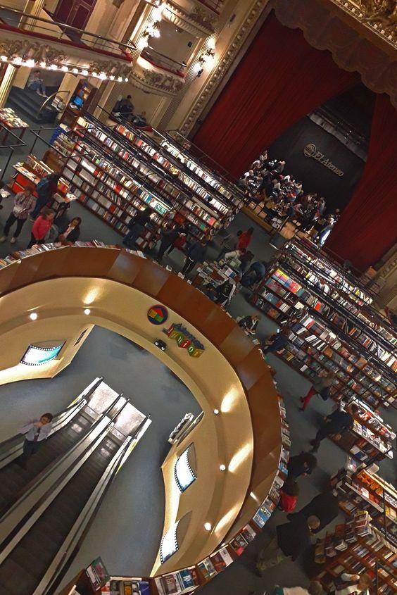 el ateneo librería