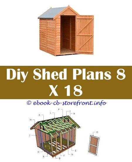 Pin Su Modern Shed Plans Cost