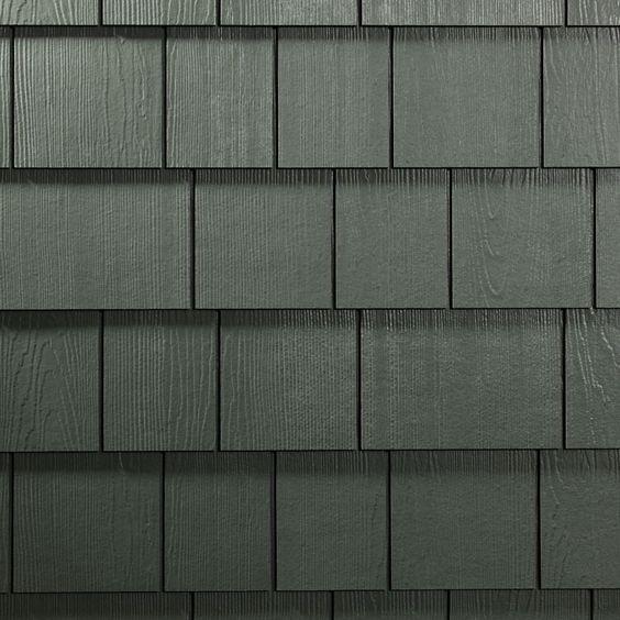 Composite Clapboard Siding : Composite siding shingle and james hardie on pinterest