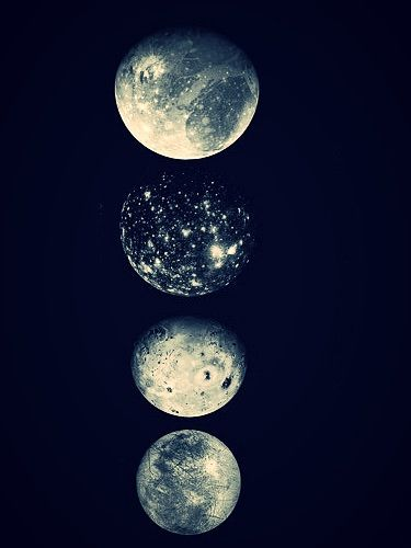 hipster moons wallpaper  Google Search  Earth Child  Pinterest  Moon, Hipsters and Wallpapers