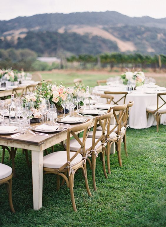 wedding photography - jose villa - real wedding - usa - california - santa ynez wedding - sunstone winery - reception decor - table decor:
