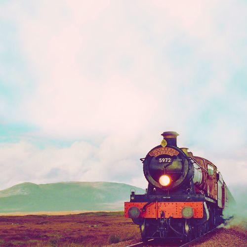 hogwarts express | Tumblr