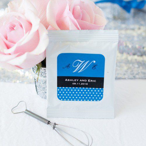 Wedding Favors Personalized Hot Chocolate By Beau Coup