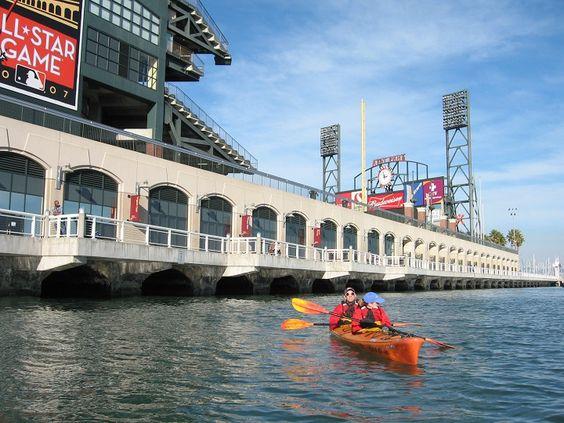 Sea Kayaking in San Francisco