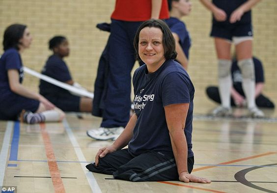 Martine Wright lost both her legs in the 7/7 bombings, but is now hoping to compete in the 2012 Paralympics in the sitting volleyball team.