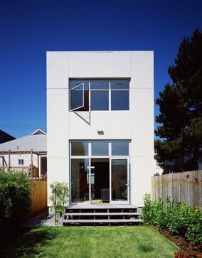 Smooth white stucco modern thinking pinterest smooth for Mission stucco