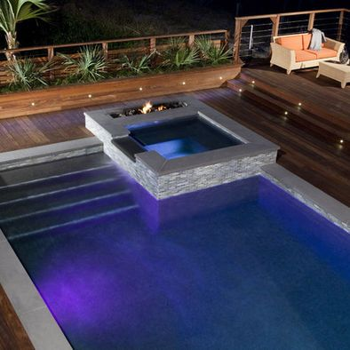 Contemporary Pool Design, Pictures, Remodel, Decor and Ideas ...