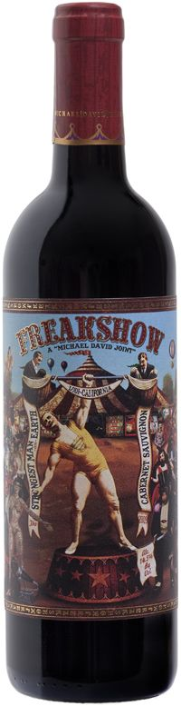 M.D. Phillips Cabernet Sauv Freakshow (750 ML):