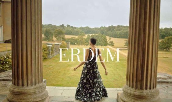 Per l'autunno arriva la collezione Erdem x HM 2017