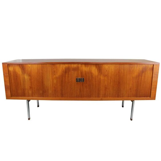 """Hans Wegner """"President"""" Teak Credenza 