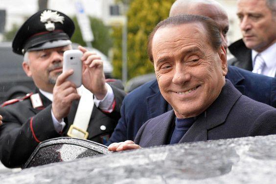 El otoño del patriarca Berlusconi cumple 80 años - La Prensa