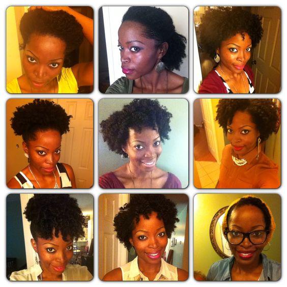 Phenomenal Medium Length Hairs Natural And Natural Hairstyles On Pinterest Short Hairstyles Gunalazisus