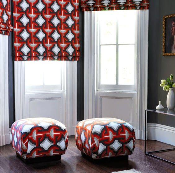 designs by mara, inc.: DwellStudio for Robert Allen Decorative Modern