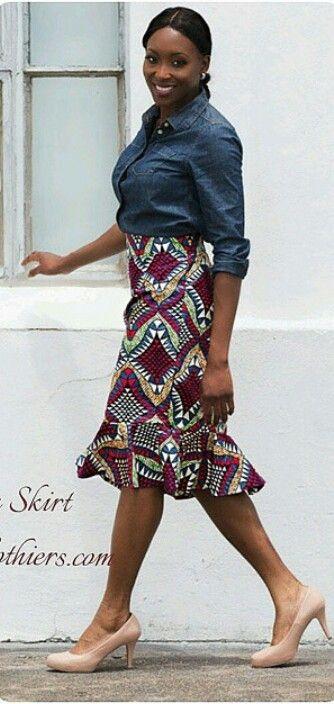 ♥The Bloom Skirt