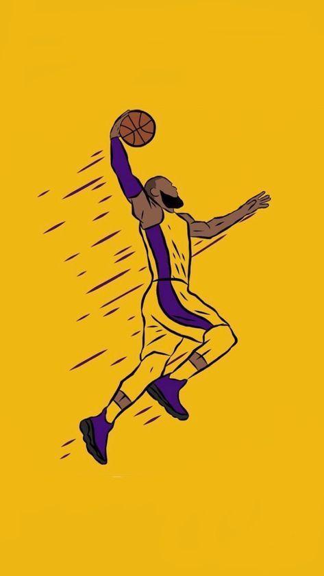 Basket Ball Wallpaper Iphone Nba Wallpapers 25 Ideas In 2020 Nba Wallpapers Lebron James Wallpapers Nba Basketball Art