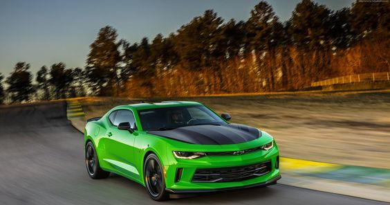 Green Camaro Wallpapers Top Free Green Camaro Backgrounds Lime