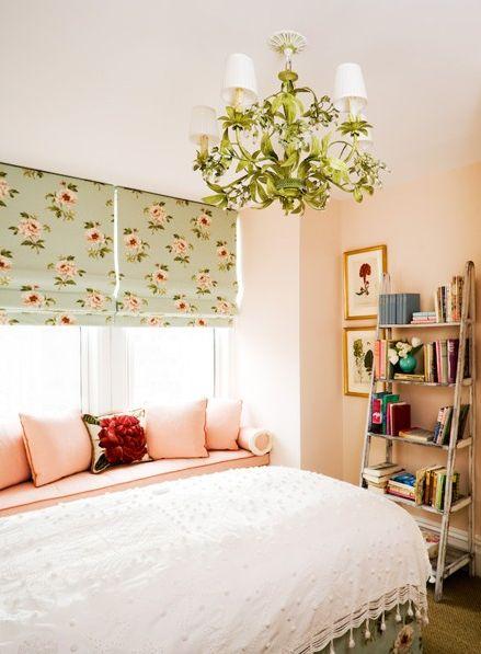 Feminine room for any age | Sara Gilbane