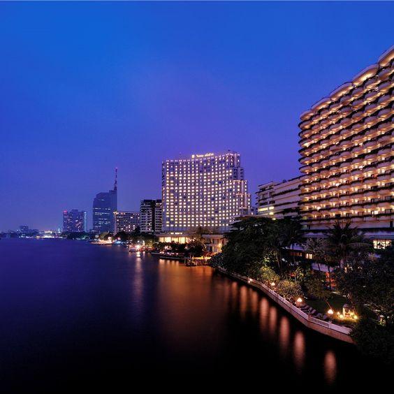In the heart of Bangkok, luxury is reborn. - Shangri-La Hotel, #Bangkok