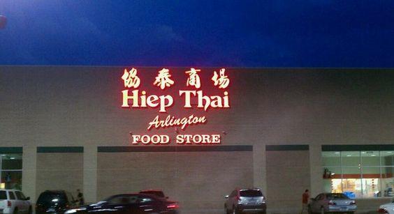 Hiep Thai Food Store