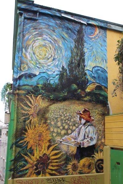 Girasoles (Valparaíso)