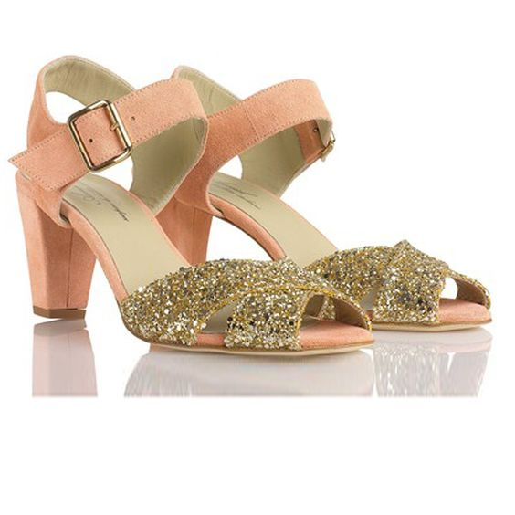 Chaussures à paillettes Anniel