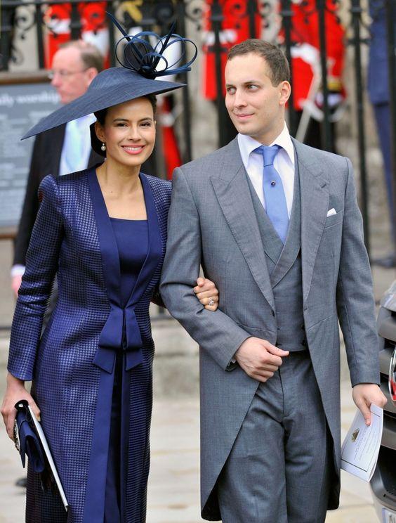 The Royal Wedding; british hats for weddings | Luxury Marionette: Best Dressed Royal Wedding II: Lady Sophie Windsor ...