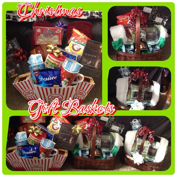 Couples Gift Ideas For Home: Cozy Date Night Gift Baskets.