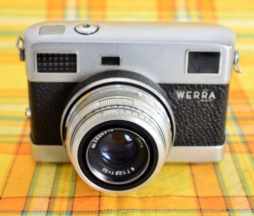 Carl Zeiss Werra Matic T 1 2 8 F 50 Jena Carl Zeiss Tessar Tasche 1914 Fujifilm Instax Mini Instax Mini Jena