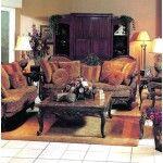 $2,310.45  Yuan Tai Furniture - Natalie Sage Fabric/Woodtrim Sofa - NA1033S