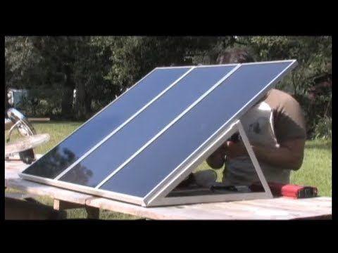 Harbor Freight Solar Panel Kit Diy Videos Solar Energy Panels Best Solar Panels Solar Panels