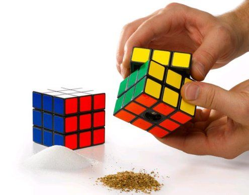 Image result for rubix cube pepper and salt