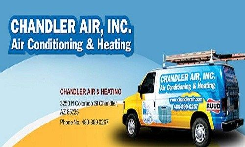 Chandler Air Inc Phone Number Email Jobs Profile Portfolio