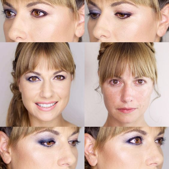 Olga (prueba de maquillaje)