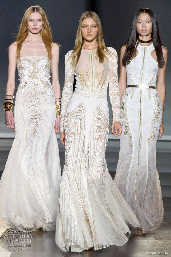 http://weddinginspirasi.com/2012/02/07/basil-soda-spring-summer-2012-couture/ basil soda #bridal spring 2012 couture collection #bridal #wedding #runway #fashion #basilsoda #dresses