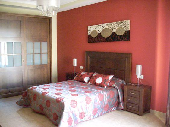 Colores para pintar dormitorio matrimonio dise o de - Dormitorios de diseno ...