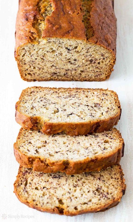 Barbados Banana Bread Recipe
